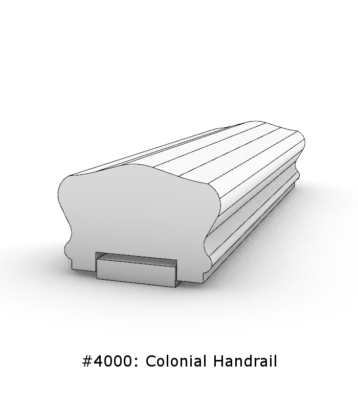 Colonial-Wood-handrail-Lacasse