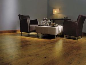 "5"" Maple ""Toffee"" Mirage Hardwood Engineered Floor"