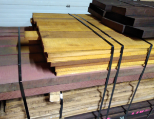 Exotic Wood for Craft Woodworkers